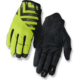 Giro DND Gloves Black/Lime